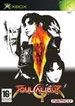 Carátula de Soul Calibur II para Xbox
